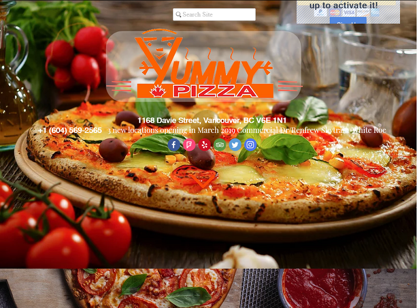 Brand Awarded Pizza Of Year 2019,CA
