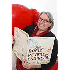Andrea Beaty | Children's Books Author