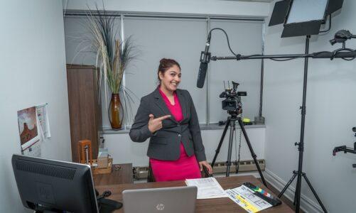 An exclusive interview with Sameeksha Katyal, a NYC based Actor & Filmmaker