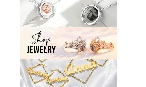 Personalized gifts & the celebs